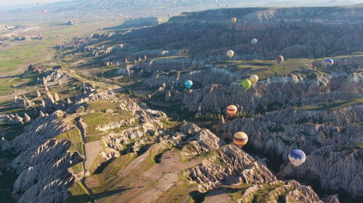 WHEN IN TURKEY: TRAVEL VIDEO OF MY TRIP TO ISTANBUL ANDCAPPADOCIA