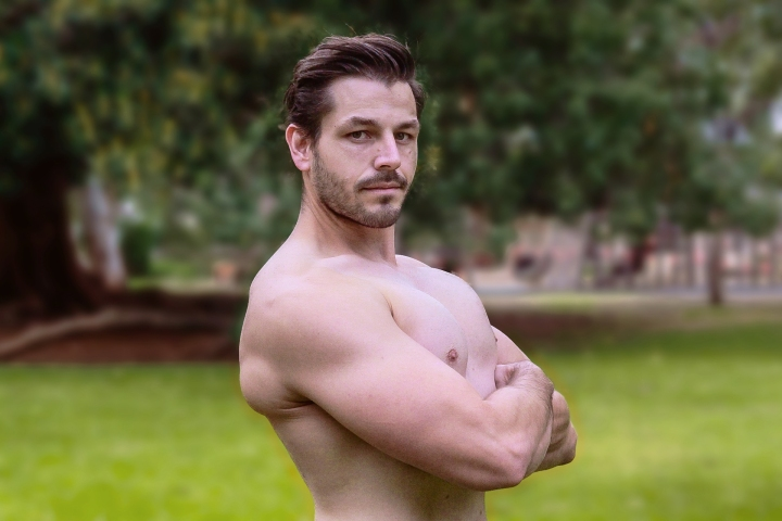 Hey Paolo Meets: Fitness Trainer JesseCurkpatrick