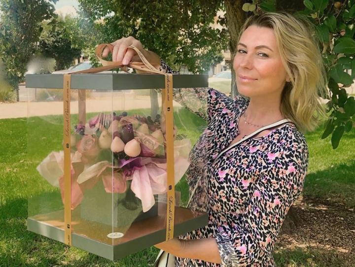 Hey Paolo Meets: Vlada Kazimirchuk of Lunch Bunch Edible Bouquets(Adelaide)