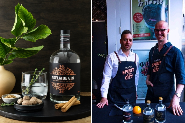 Hey Paolo Meets: Anthony Pasut of Adelaide Gin