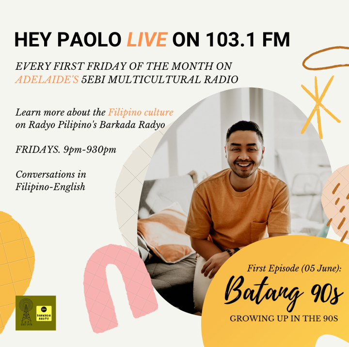 I'll Be LIVE on Adelaide's 103.1 FMRadio