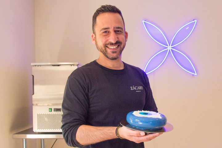 Hey Paolo Spotlight: Zak Antoniou of Zacary Desserts