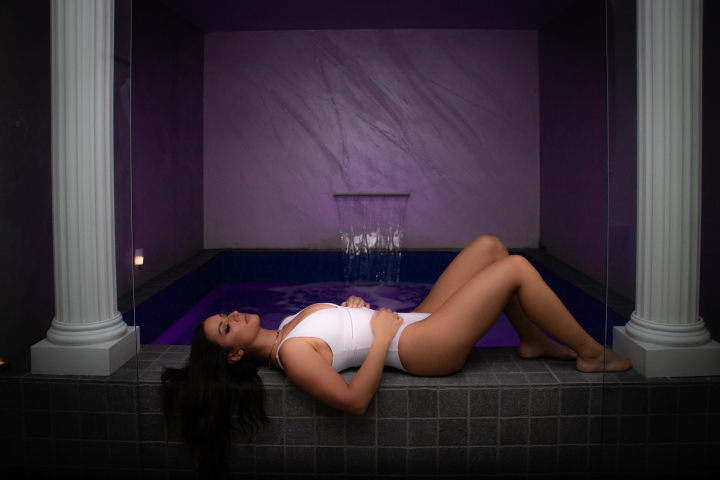 Float Your Stress Away at the Blue Lagoon Float andSpa