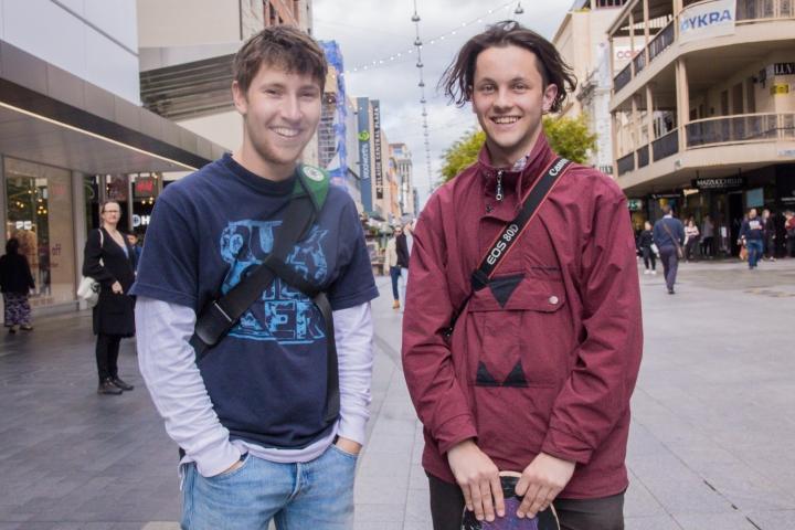 Hey Paolo Meets: Tiktok-famous Jaxon Samwell and TommyEyers