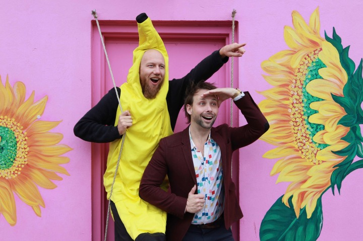 Hey Paolo Meets: Adelaide's Banana Man