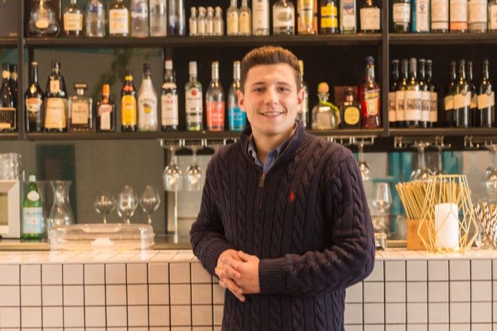 Meet: Chef Damian Vasilevski ofEllenika